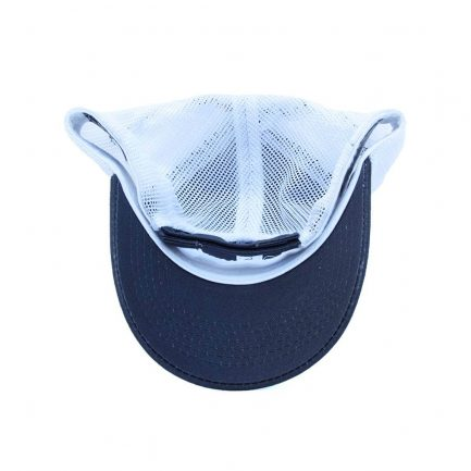 Picky Mista Men's Cap - Navy & White - Bottom View