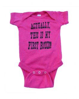 Infant or Toddler Onesie