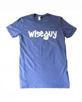 "Men's ""Wise Guy"" Performance T-Shirt Short Sleeve"