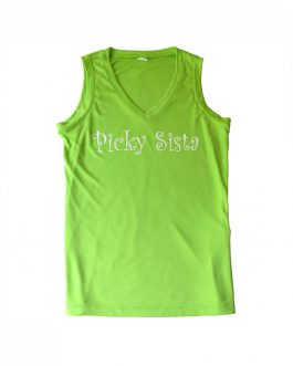 "Women's ""Picky Sista"" Muscle Tank Top"