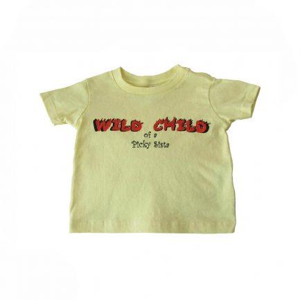 Wild Child Youth T-Shirt - Banana
